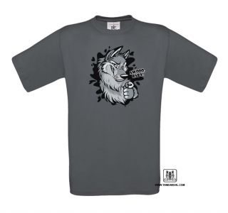 AWOOO Baby - Dark Grey