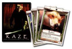 Kaze Ghost Warrior Card Deck