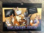 Artwork Calendar 2020