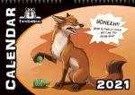Artwork Calendar 2021